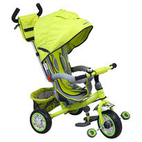 Baby Mix Tricicleta copii 37-5 Green