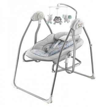 Baby Mix Leagan balansoar 2 in 1 BY020 Grey