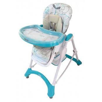 Baby Mix Scaun de masa Hungry Sheep - Blue