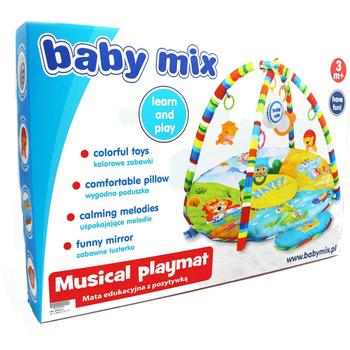 Baby Mix Saltea de joaca muzicala Happy Growth