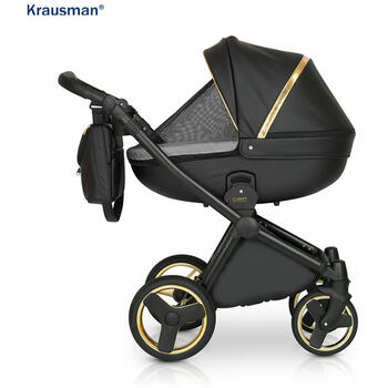 Krausman Carucior 3 in 1 Prime Mirage Gold