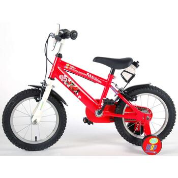 E&L Cycles Bicicleta Disney Cars 14 inch