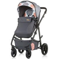 Chipolino Carucior Milo 2 in 1 ash