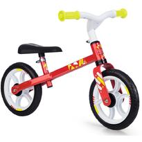 Bicicleta fara pedale First Bike red