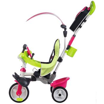 Smoby Tricicleta Baby Driver Comfort pink