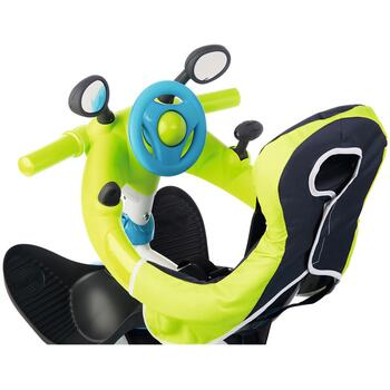 Smoby Tricicleta Baby Driver Comfort blue