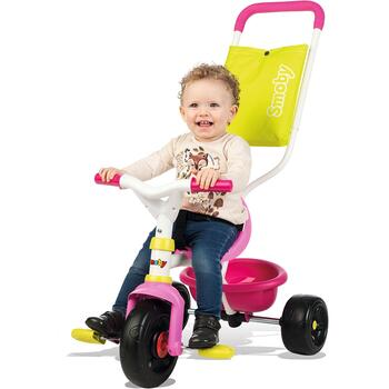 Smoby Tricicleta Be Fun Confort pink