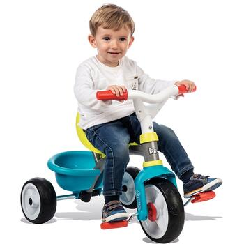 Smoby Tricicleta Be Move Comfort blue
