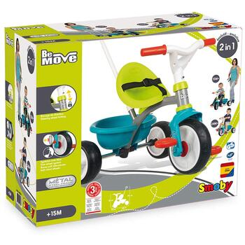 Smoby Tricicleta Be Move blue