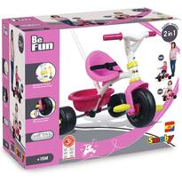 Smoby Tricicleta Be Fun pink