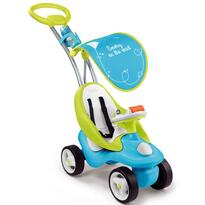 Smoby Masinuta de impins Bubble Go 2 in 1 blue