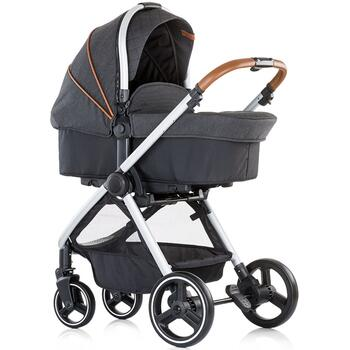 Chipolino Carucior Prema 3 in 1 granite grey