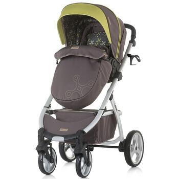 Chipolino Carucior Up & Down 3 in 1 truffle