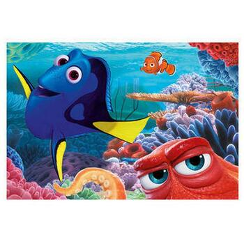 Dino Toys Puzzle 2 in 1 - In cautarea lui Dory (66 piese)