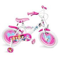 Stamp Bicicleta Disney Princess 16""