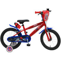 Denver Bicicleta Spiderman 16''