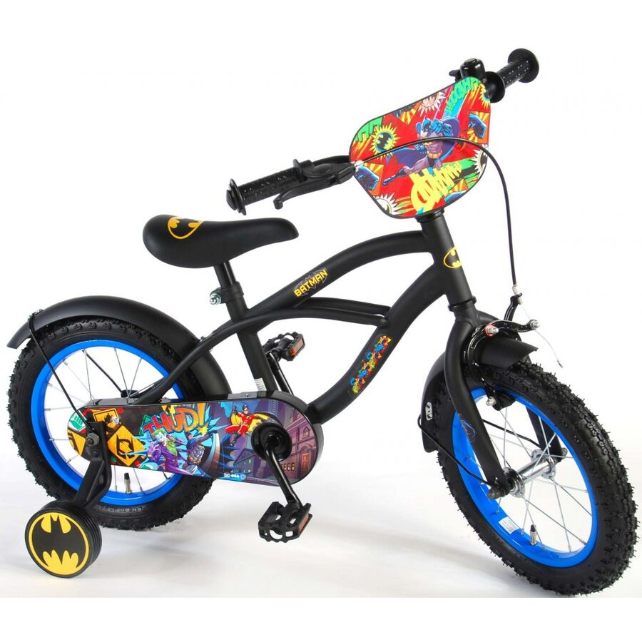 Bicicleta E and L Batman 1 inch