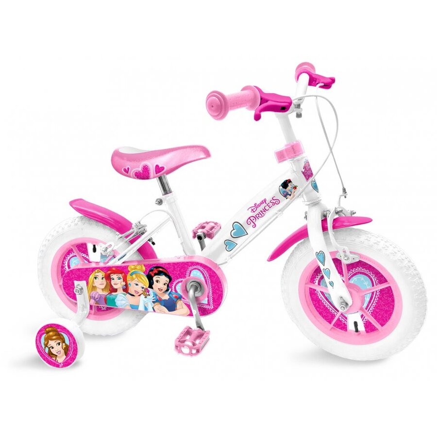 Bicicleta Disney Princess 12