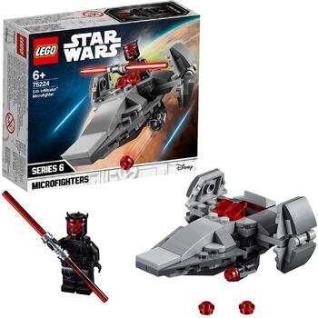 LEGO ® Sith Infiltrator Microfighter