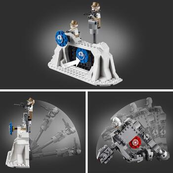 LEGO ® Apararea Action Battle Echo