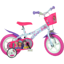 Bicicleta copii 12 inch - Barbie