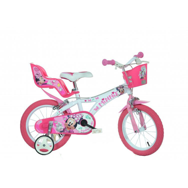 Bicicleta copii 16 inch - MINNIE