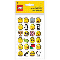 Set 96 de abtibilduri LEGO Iconic 51163