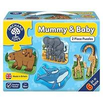 Puzzle Mama si Copilul MUMMY AND BABY