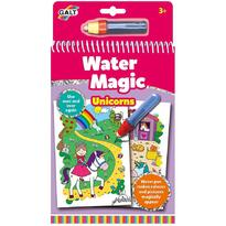 GALT Water Magic: Carte de colorat Unicorni