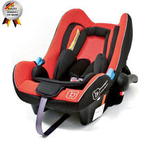 Scoica auto Traveller Xp, culoare Red