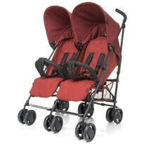 Carucior sport gemeni TWINS Red