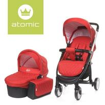 Carucior ATOMIC 2 in 1 Red