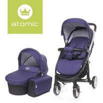 Carucior ATOMIC 2 in 1 Purple