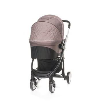 4baby Carucior ATOMIC 2 in 1 Brown