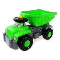 Super Plastic Toys Camion basculant Carrier green