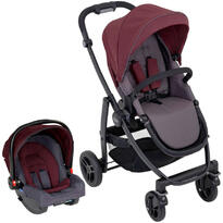 Graco Carucior Evo 2 in 1 TS Crimson