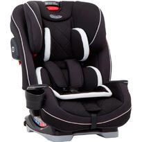 Graco Scaun auto SlimFit LX 3 in 1 Midnight Black