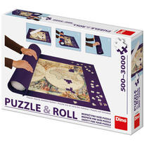 Dino Suport rulou puzzle