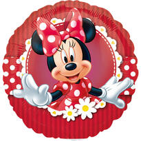 Balon Folie Minnie 23 Cm