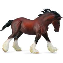 Collecta Figurina Armasar Clydesdale XL