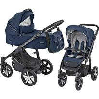 Carucior multifunctional 2 in 1 Husky plus Winter Pack - 03 Navy 2019
