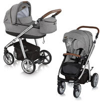 Espiro Carucior multifunctional 2 in 1 Next Avenue - 107 Grey Dove 2019