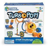 Learning Resources Set STEM -Turbo Pop