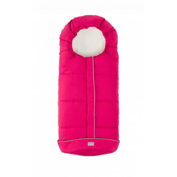 Nuvita Sac de iarna 100 cm Junior City - Deep Rose/ Beige - 9545