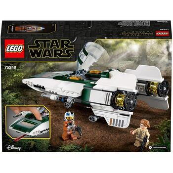 LEGO ® Resistance A-Wing Starfighter