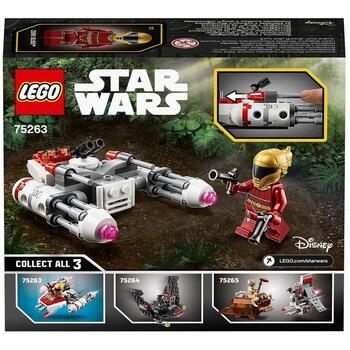 LEGO ® Microfighter Resistance Y-wing