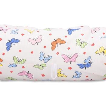 BabyNeeds - Perna multifunctionala Enjoy, Fluturasi, Multicolor
