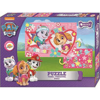 Puzzle Paw Patrol, Everest si Skye, 50 piese Toy Universe ARJ001889C