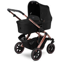 Carucior 2 in 1 Salsa 4 AIR Rose gold ABC Design 2020