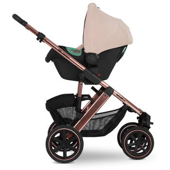 Scaun auto Tulip 0-13 kg. Diamond Rose gold ABC Design 2020